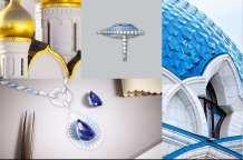 Boucheron Hiver Imperial: ULTRA exclusiva colección de alta joyería inspirada en la nieve