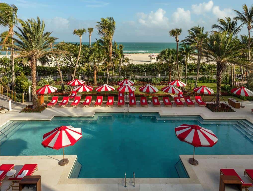 Siéntete como una celebridad con servicios de clase mundial cuando te hospedes en el Faena Hotel Miami Beach
