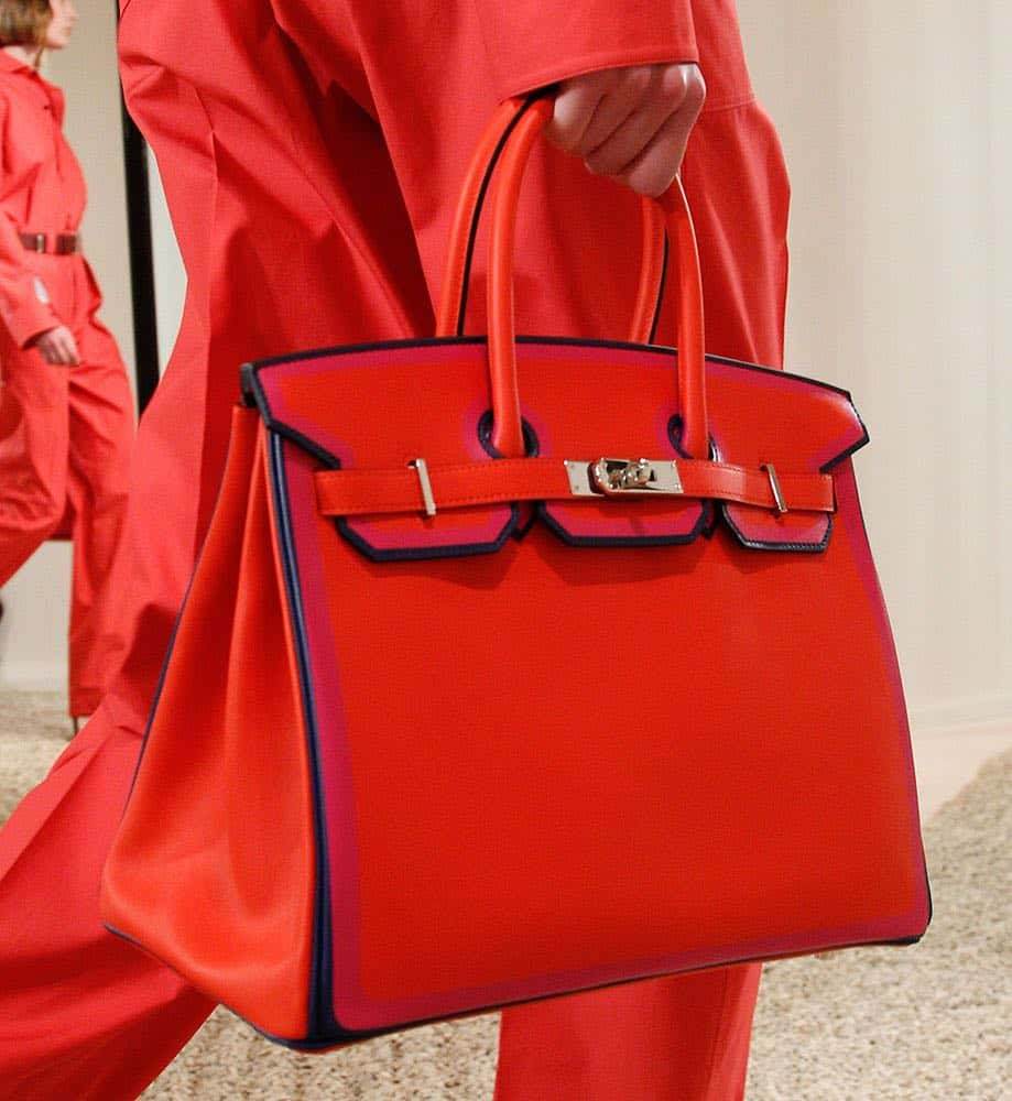 Irresistibles y coloridos bolsos Hermès