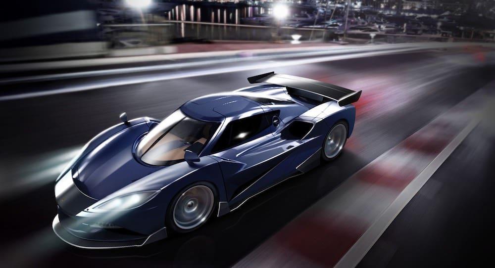 Arash AF10 Hybrid (1,5 millones de dólares)