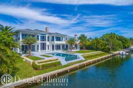 Ex-presidente de Banesco Banco Universal de Venezuela paga $8 millones por lujosa mega mansión en Coral Gables, Florida