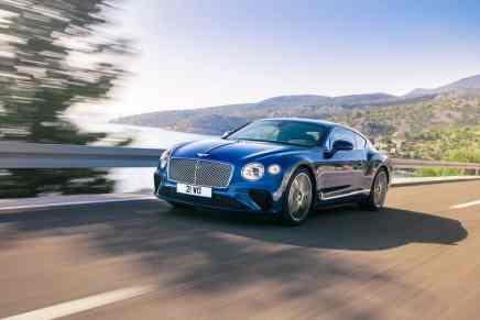 Bentley se renueva con el Continental GT — Más elegante, tecnológico y lujoso