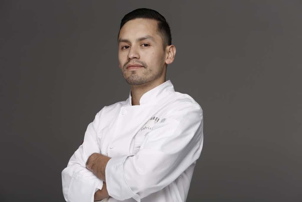 Chef Gabriel Rodríguez