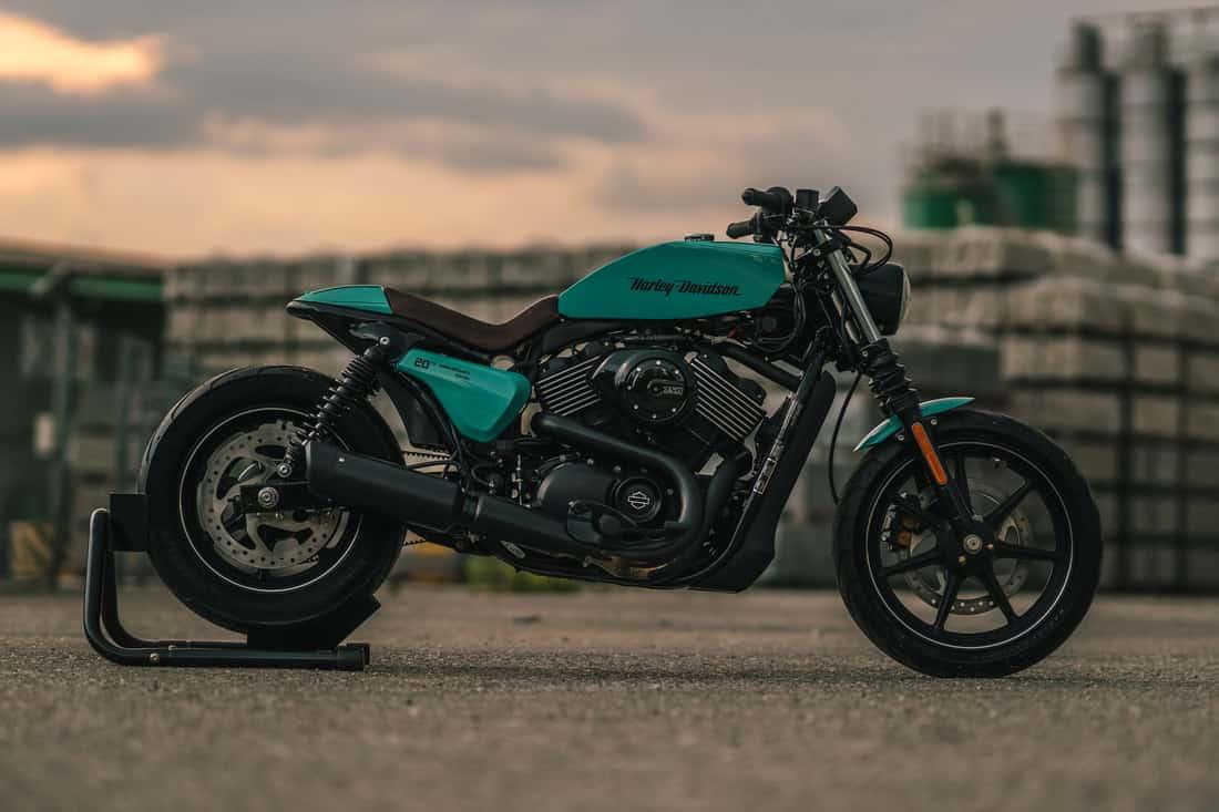 Harley-Davidson XG Street 750 personalizada por NCT Motorcycles