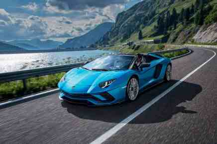 ¡BRUTAL! Lamborghini Aventador S Roadster — Libera tu ego