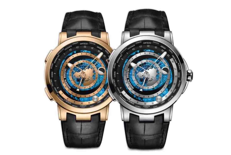 ?Executive Moonstruck WorldTimer?: El más exclusivo e innovador reloj de Ulysse Nardin