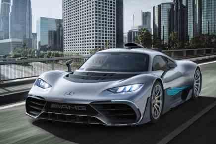 Mercedes-AMG Project ONE: Tecnología de Fórmula 1 para la carretera