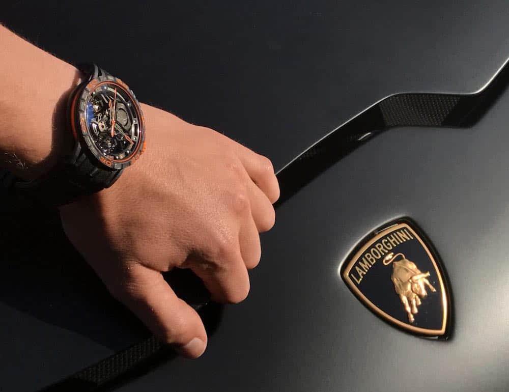 Nuevos Relojes Excalibur Aventador S Por Roger Dubuis Y
