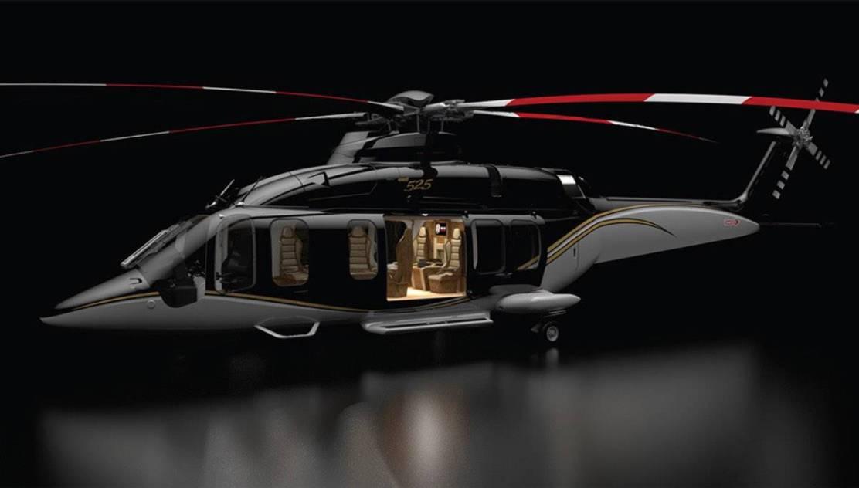 Te presentamos los helicópteros más caros del mundo ¡Verdaderos palacios en el cielo!