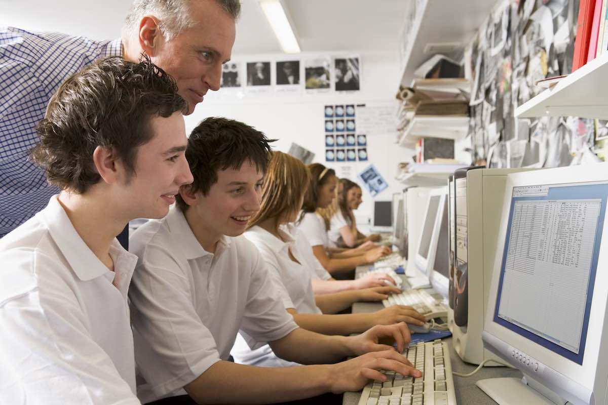 Estudiantes computación