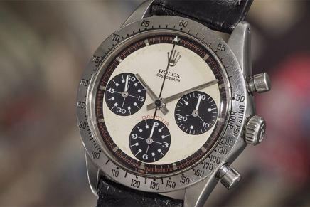 ¡Récord mundial! El Rolex Daytona del actor Paul Newman se vendió por $17,8 millones