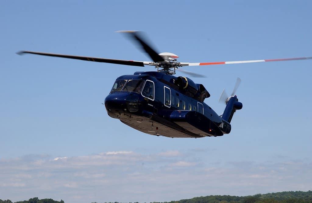 Sikorsky S-92: $17,7 millones (14,85 millones de euros)