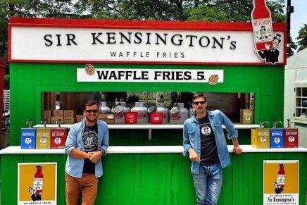 La inspiradora historia de dos estudiantes universitarios que crearon la millonaria marca de condimentos Sir Kensington's
