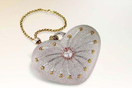 Mouawad 1001 Nights Diamond Purse: El bolso más caro del mundo sale a la venta por $3,8 millones