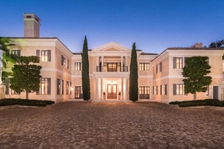 ¡Serás vecino de Oprah Winfrey! Si compras esta opulenta mega propiedad en Montecito, California a la venta por $45 millones