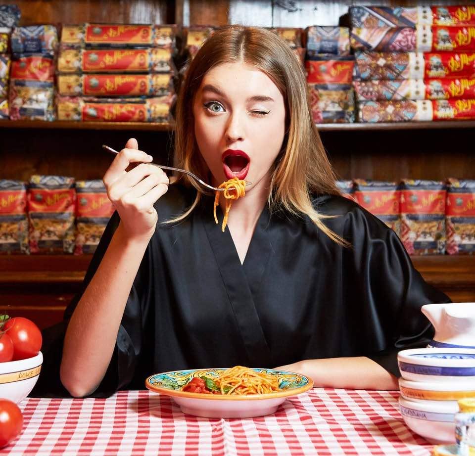 ¡Mamma mía! Ahora puedes comprar pasta Dolce & Gabbana