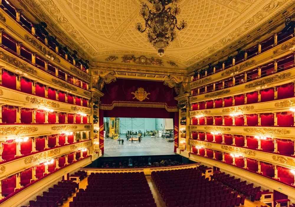 Teatro del La Scala