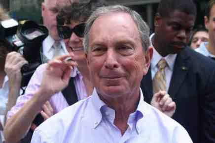 Michael Bloomberg: Magnate, ex alcalde de la ciudad de Nueva York y filántropo con un patrimonio neto de $50,1 mil millones
