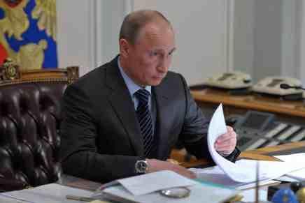 El yerno de Vladimir Putin se beneficiará de un préstamo barato de $1,75 mil millones del estado ruso