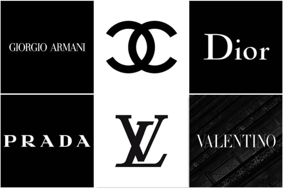 Resultado de imagen de marcas alta costura