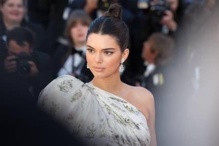 Kendall Jenner es la modelo más seguida y mencionada en Instagram en el 2017