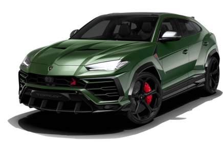 Lamborghini Urus por TOPCAR Design