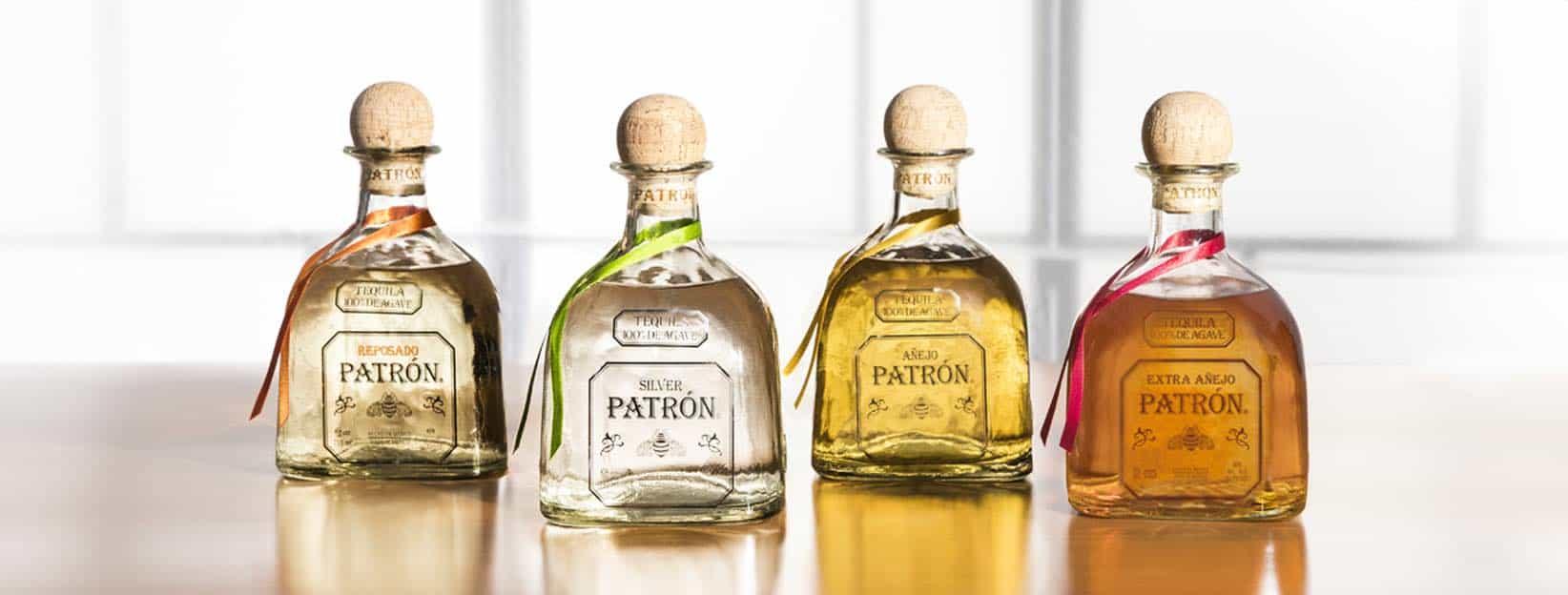 Patrón Tequila