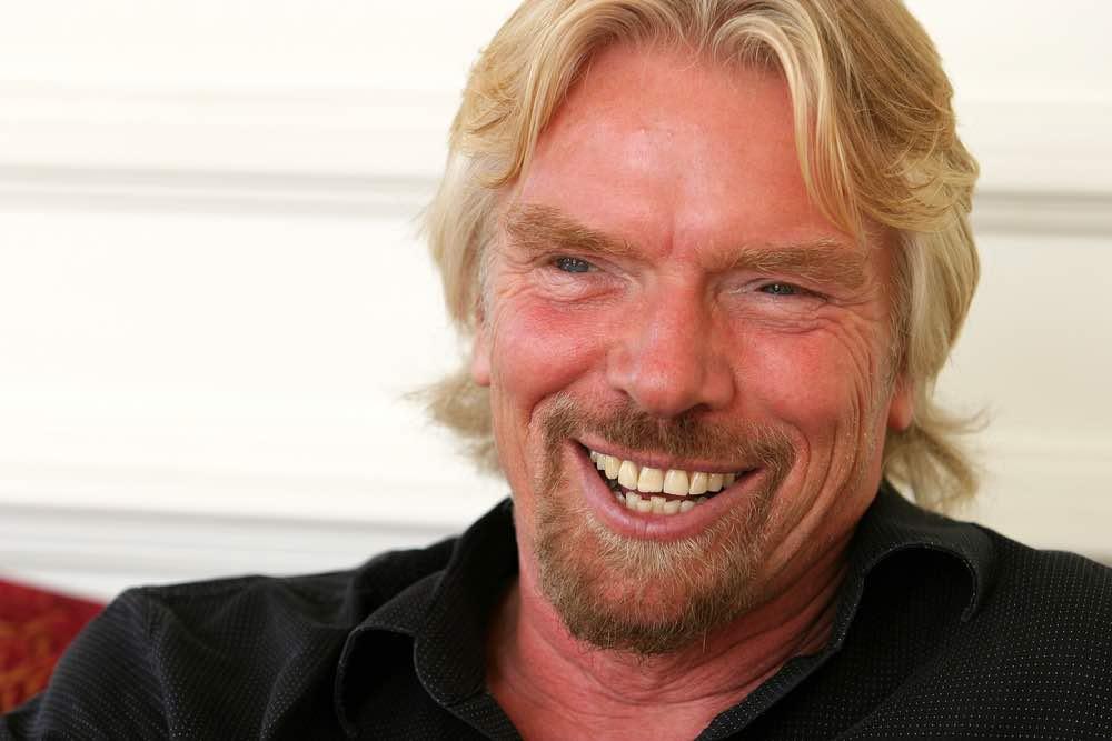 15 SECRETOS del fundador de Virgin Group, Sir Richard Branson, para alcanzar el éxito