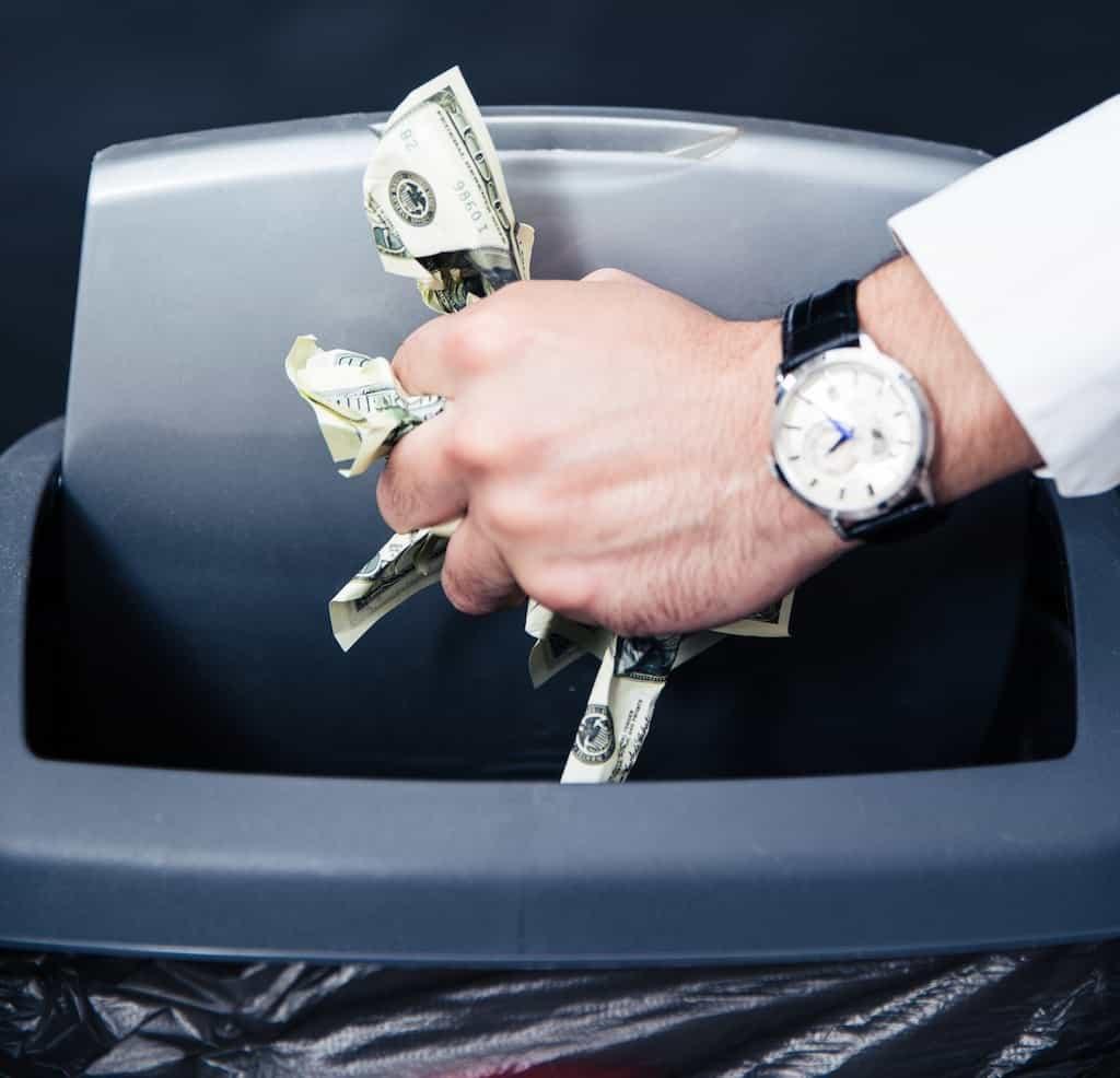 ¿Estamos botando $25 trillones a la basura?
