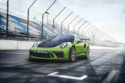 """Estreno mundial en el Salón del Automóvil de Ginebra del """"Porsche 911 GT3 RS"""" de serie más potente con motor atmosférico"""