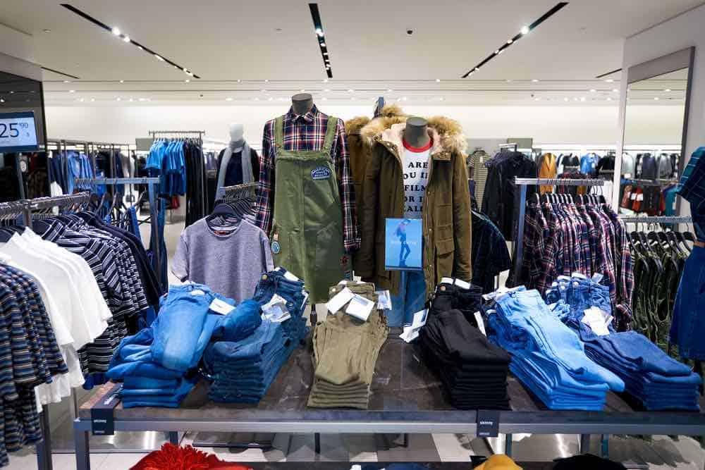 Tiendas Zara