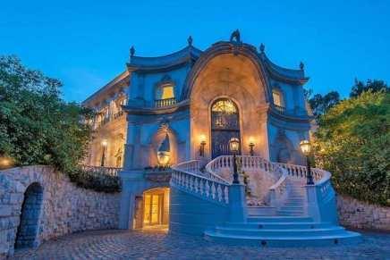 Mega mansión con estilo barroco francés en Beverly Hills, California [c/VIDEO]