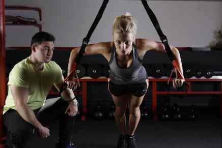 Hacer ejercicios te ayudará en el camino al éxito