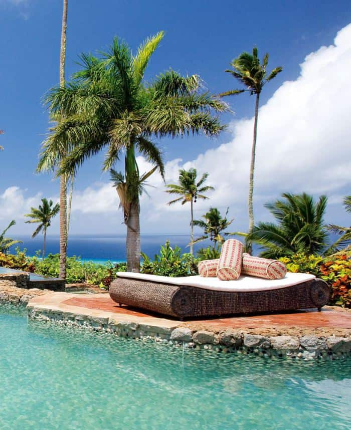 Laucala Island Resort: Recorra este paraíso privado del magnate Dietrich Mateschitz, co-fundador de Red Bull