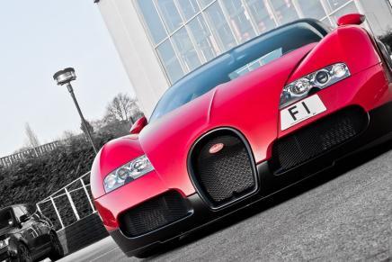 'F1', este es el número de matrícula más caro del mundo y está a la venta por la suma de $20,5 millones