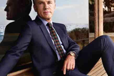 Christoph Waltz, es la última celebridad 'Fan' en sumarse a la campaña global de publicidad de Mandarin Oriental Hotel Group