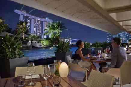 Descubra el espectacular Marina Bay Sands con Mandarin Oriental Singapur