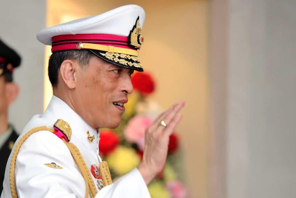 Su majesta Maha Vajiralongkorn de Tailandia es el Rey más rico del mundo