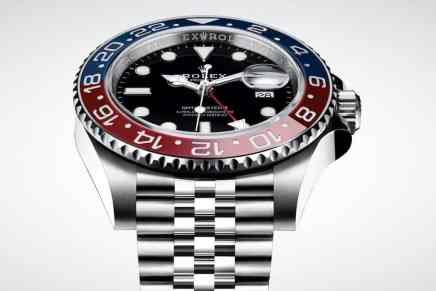 ROLEX Oyster Perpetual GMT-Master II — Ref. 126710 BLRO