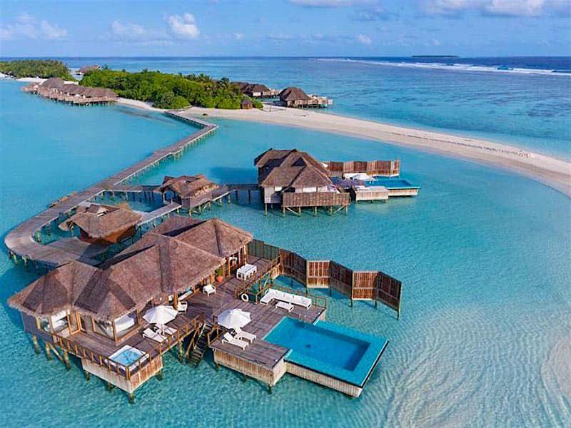 Olvídese de las villas flotantes, aquí un sneak peek de la primera villa bajo el mar del mundo
