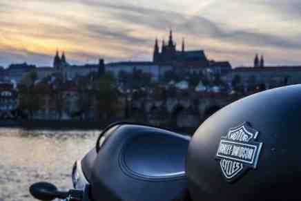 Mandarin Oriental, Praga celebra el 115 aniversario de Harley- Davidson
