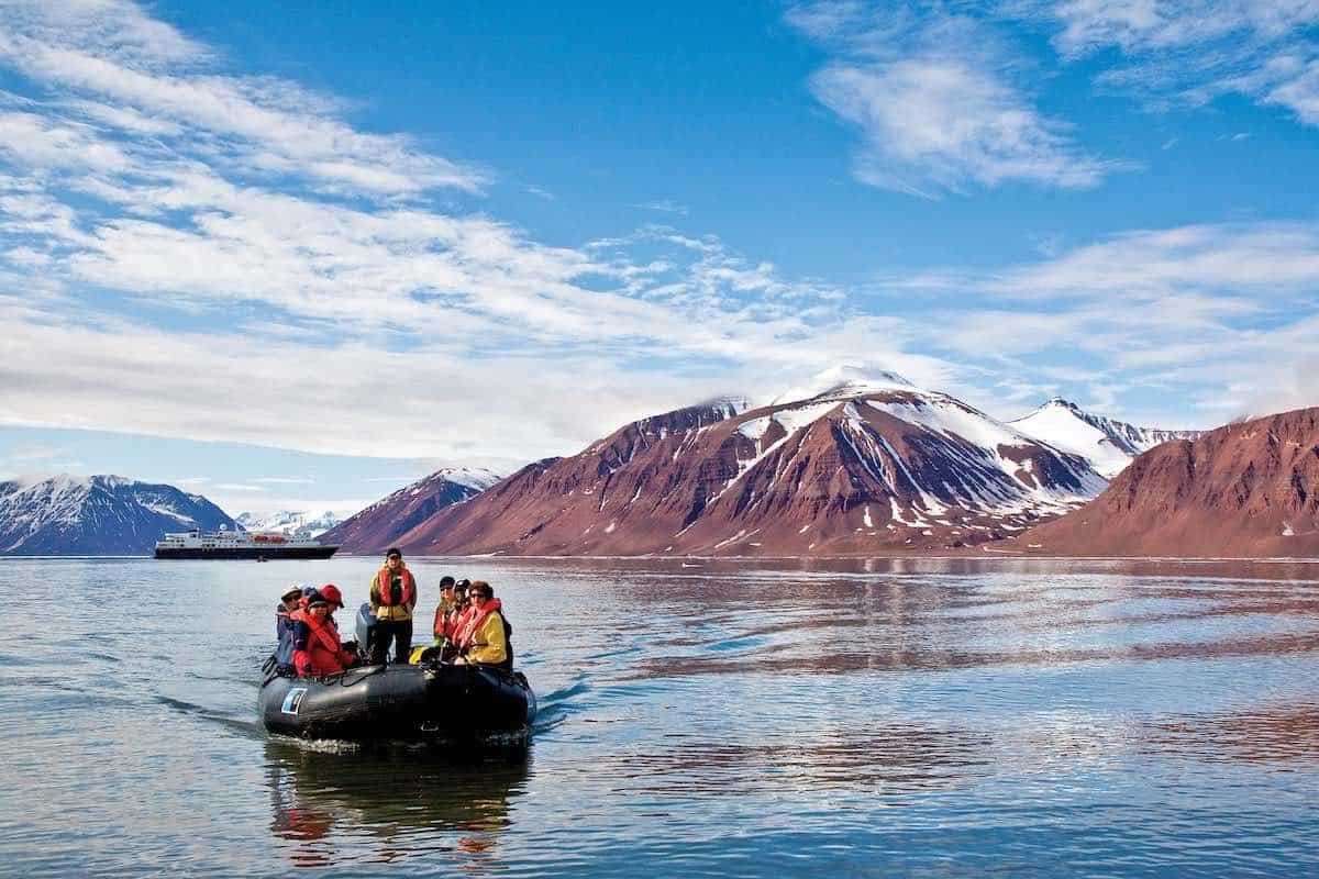 Alaska Cruise 2019. Foto cortesía de Inspirato