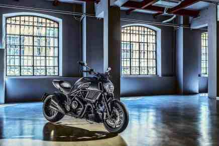 Ducati Diavel Carbon Edition