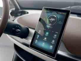 Garia Golf Car inspirado en el estilo de vida Mercedes-Benz