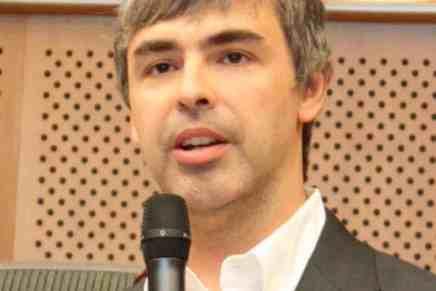 Larry Page, la historia de este increíble genio cofundador de Google