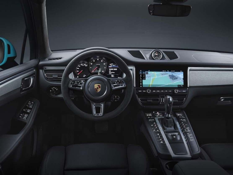 Estreno mundial en Shanghái: Porsche presenta el nuevo Macan