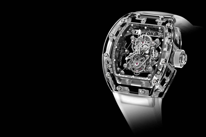 Richard Mille Tourbillon RM 56-02 Sapphire