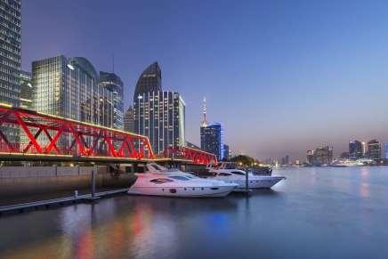 Mandarin Oriental Pudong, Shanghai estrena unos exclusivos tours que permiten conocer lo mejor de la escena artística, arquitectónica y cultural de Shanghái