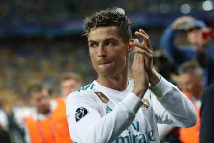 Cristiano Ronaldo dejó una gran propina de $23.000 en un lujoso resort griego