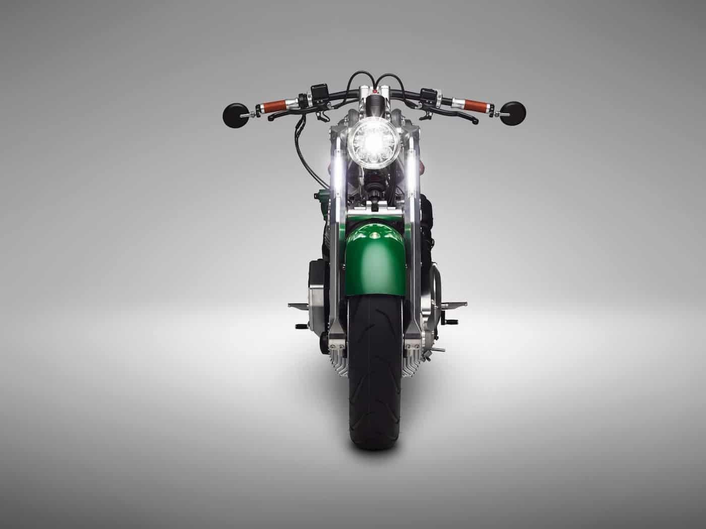 Curtiss Motorcycles dice adiós a la Warhawk con esta Limited Edition